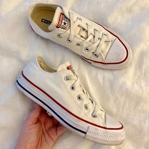 Classic Low Top Chuck Taylor's